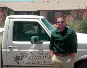 Arizona Weed Control Specialist